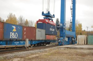 MANP inland terminal, 45km south-west of Moscow, has launched regular intermodal services to a range of destinations in inland Russia, including the most remote provinces.