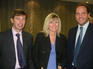 London Special Risks Derek Napier, Melanie Couling-Austin and Jonathan Ardolino