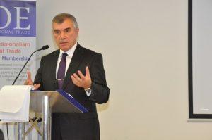 His Excellency Ünal Çeviköz, Ambassador to the UK