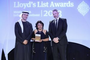 Lloyds List Logistics Award - LL MEIS - LOGISTICS - GAC