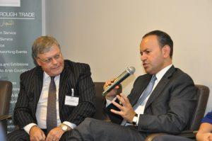 David Buffin and Dr Bahadır Kaleağası