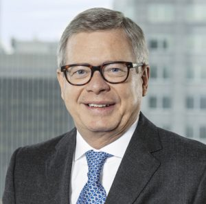 Wolfgang F. Driese, CEO and Chairman of the Board of Managing Directors