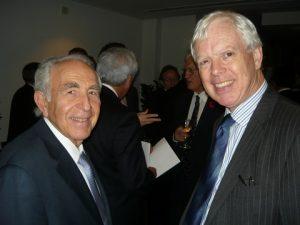 Spyros Polemis and Mark Brownrigg