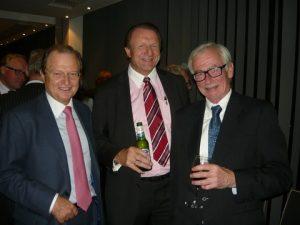 George A. Tsavliris, Dagfin Lunde and Ian Middleton