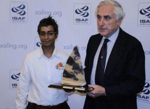 ISAF President Development Award 09112013