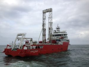 """The """"Fugro Voyager"""""""