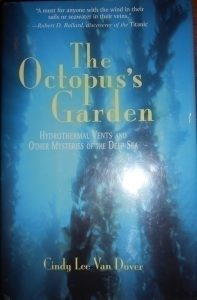"""The cover of the book """"The Octopus's Garden"""""""