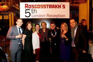 Rosgosstrakh team: Igor Kulikov, Dina Dominova, Liubov Balakireva, Olga Lazovskaya, Konstantin Rogach, Natalia Gromova, Egor Kanunnikov