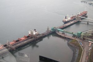 Cliffs Natural Resources operations at Port of Sept-Îles