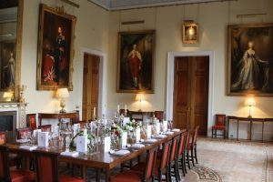 Court Room banquet set up