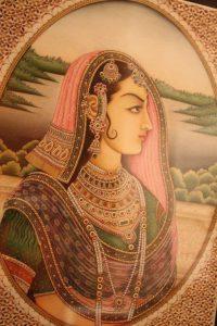A Portrait of a Princess. By Navneet Parekh