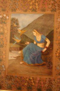 Maiden in Blue By Navneet Parekh