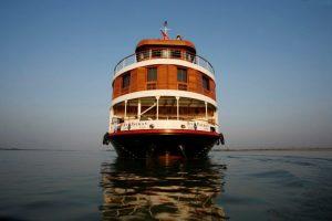 River vessel Paukan 2007.