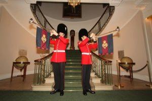 Staircase Grenadiers Fanfair