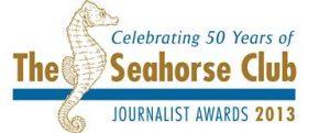 The Seahorse Club Awards 2013