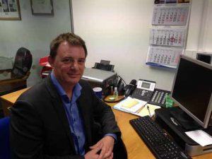 Colin Greetham