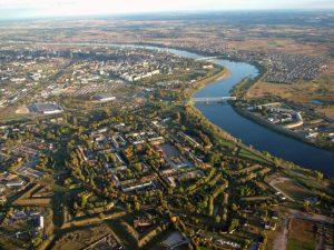 Daugavpils and the Daugava River