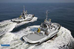 Damen ASD Tug 2810  ICE (Marinen)