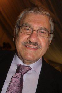 Sabah Al-Mukhtar, president of Arab Lawyers Association