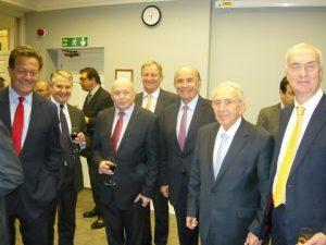 Hugo Wynn-Williams, Nigel Cardin, Mathew T. Los, Spyros Polemis and Tom Broadley