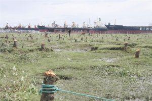 Bangladesh rec yards