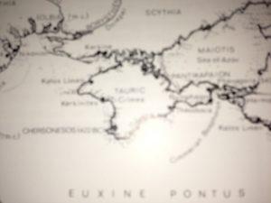 Crimea anceint