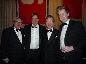 Doug Barrow, Jim Stewart, Jeffrey Evans and Jonathan Roberts