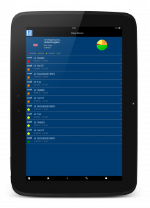 Android tablet screenshot