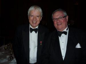 Mark Brownrigg and Doug Barrow