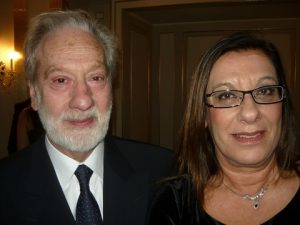SMAG's Constantinos Taroussis and his wife Miranda