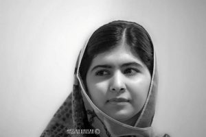 Malala. Photo courtesy Voice of Russia and Hassan Kausar