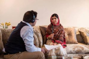 malala interviewed