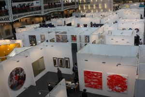 Art14 London takes over Olympia Grand Hall.