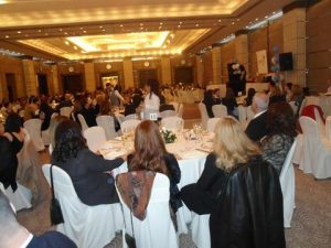 From the WISTA-Hellas Dinner Dance 2014 event