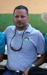 Victor Crespo, a Honduran trade unionist