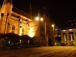 The magnificent Guidhall, the venue for IMarEST annual dinner
