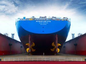Velikiy Novgorod - SCF Group LNG Carrier