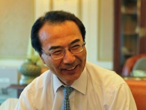 Dr. Chon Young-kee, Chairman & CEO of KR