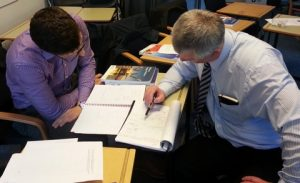 One-to-one revision with the Offshore subject tutor in Aberdeen.