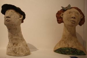 Fred, Molly. Ceramics. By Victoria Atkinson.