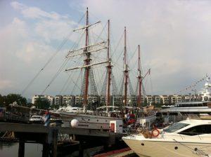 The Tall Ship Royal Albatross