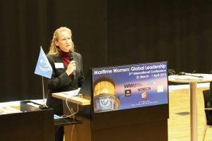 Katharina Stanzel, Managing Director of INTERTANKO