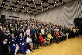 Global Leadership participants