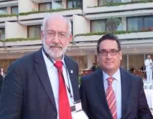 John Faraclas and Antonis Lamnides