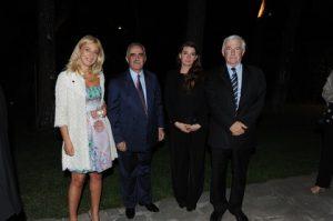 Paillette Palaiologou, Anastasios Angelopoulos, Suzanna Laskaridis, Panos Laskaridis