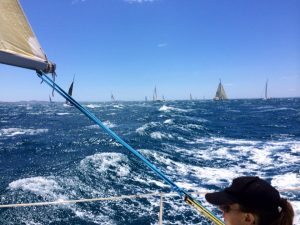 A view of the race - picture credit Nikos Marmatsouris