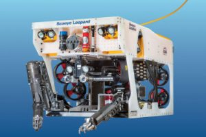 The new Leopard, with 11 thrusters and iCON technology, is the most powerful and advanced compact work-class ROV in the world.