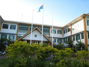 Tuvalu Government House