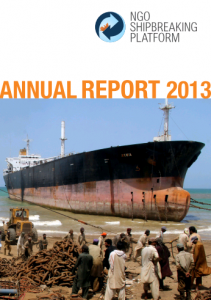 NGO 2013 Annual Report recycling 20062014