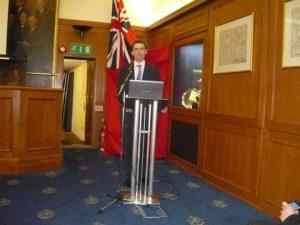AoS Great Britain National Director Martin Foley